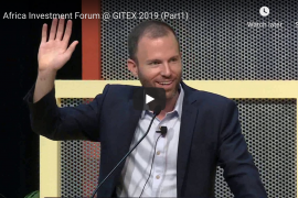 Green Belt and Road Initiative in Africa at GITEX 2019