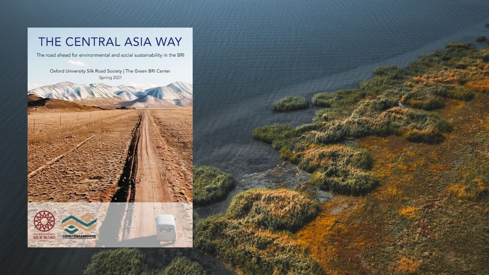 the central asia way report